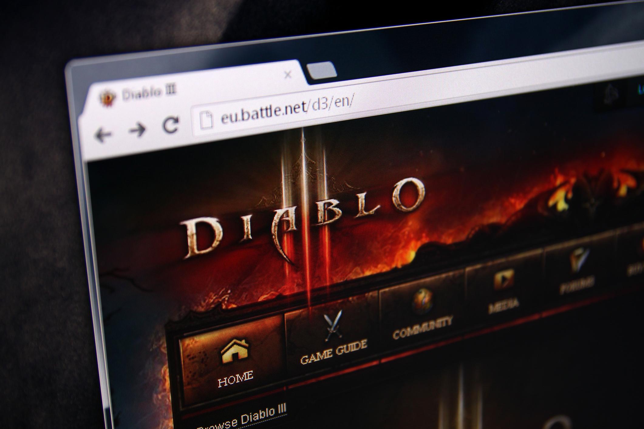 Diablo III er en klassiker